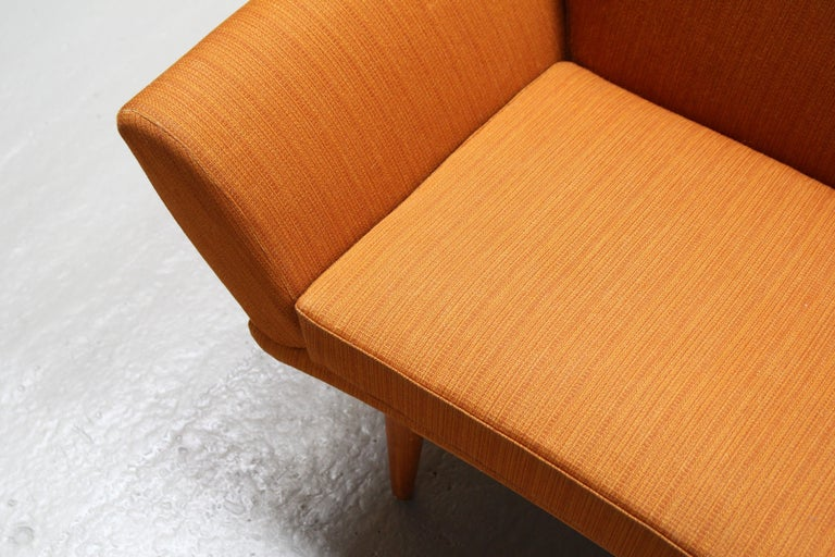 Danish Modern Design Sofa by Johannes Andersen for Trensum, 1960s For Sale 4