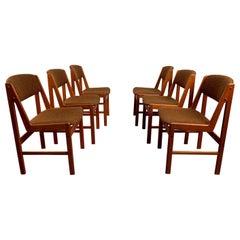 Danish Modern Dining Chairs by Artfurn, Denmark