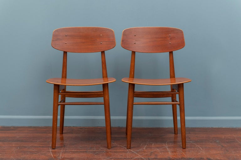 Danish Modern Dining Chairs For Sale 1