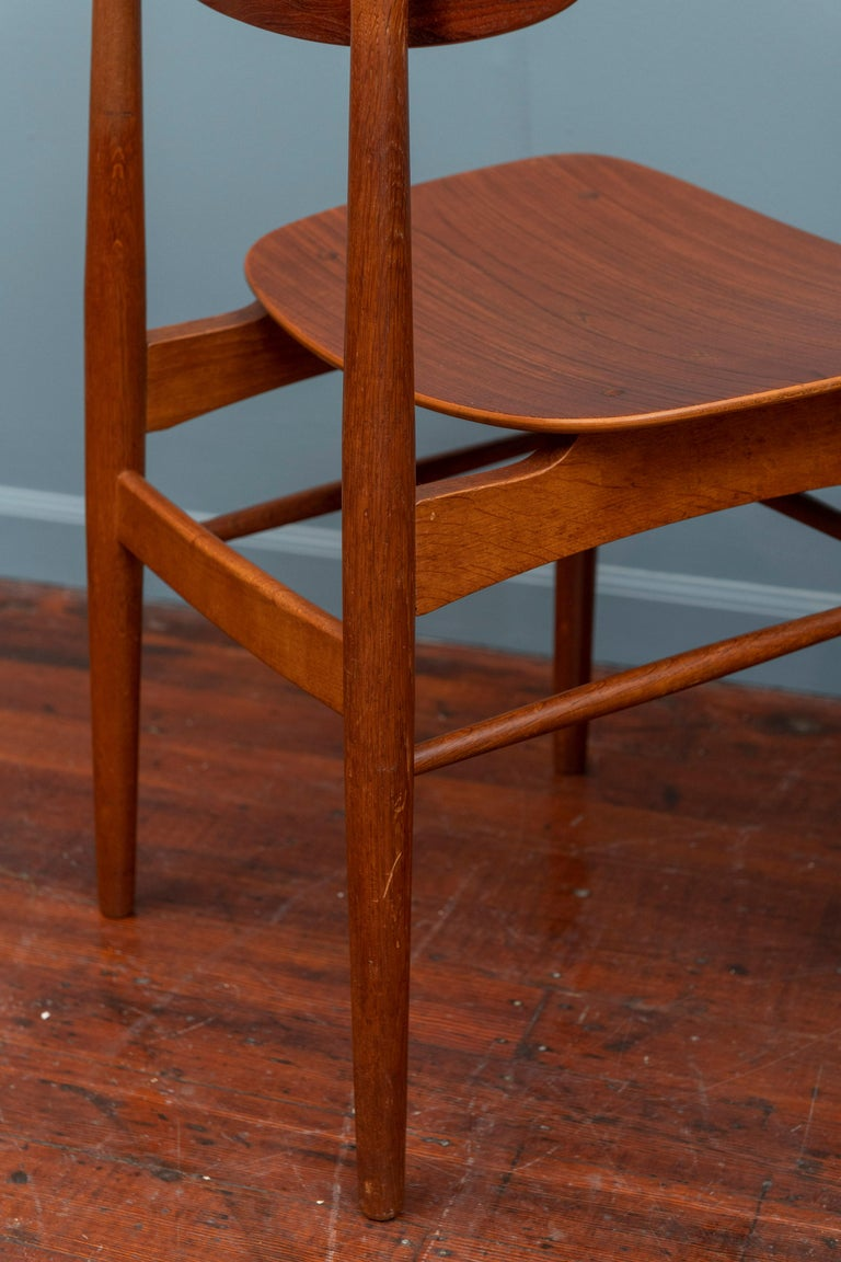 Danish Modern Dining Chairs For Sale 3