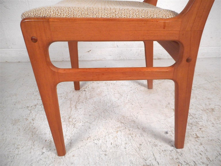 Danish Modern Dining Chairs, Set of 6 For Sale 2