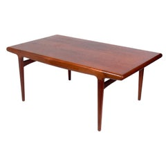 Danish Modern Dining Table by Johannes Andersen