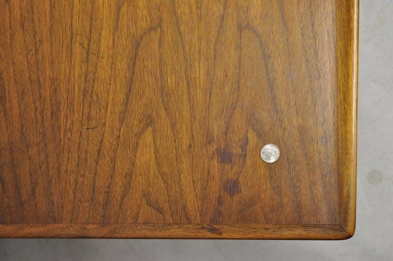 Danish Modern Dux Folke Ohlsson Teak Rectangular Teak Coffee Table For Sale 2