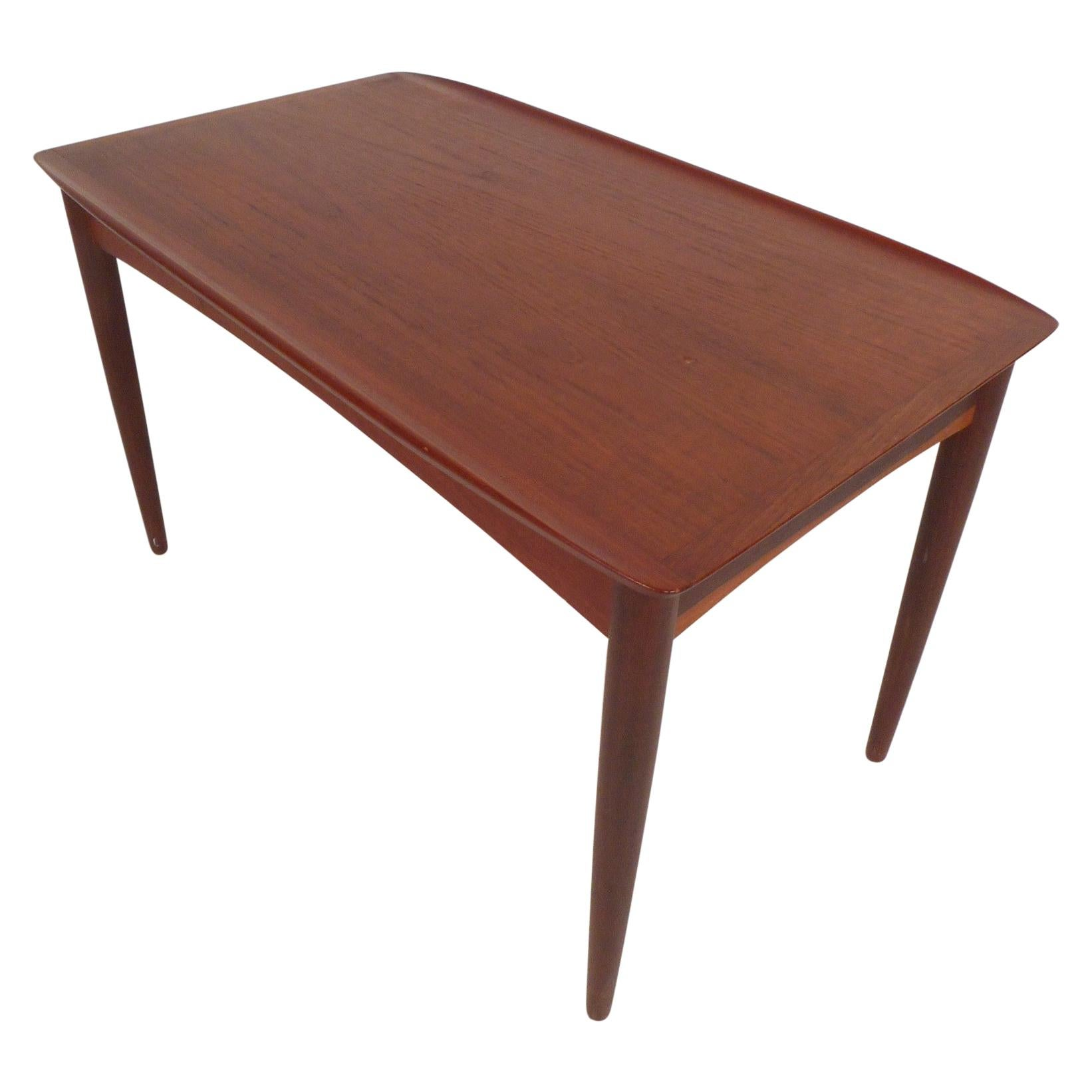 Danish Modern End Table