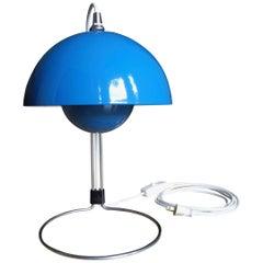 Danish Modern FlowerPot VP4 Desk Lamp by Verner Panton for Louis Poulsen