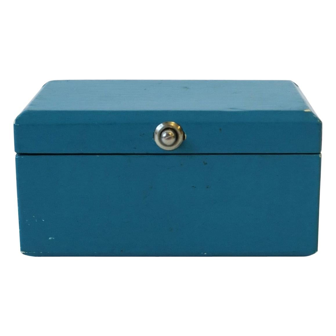 Danish Modern Georg Jensen Jewelry Box