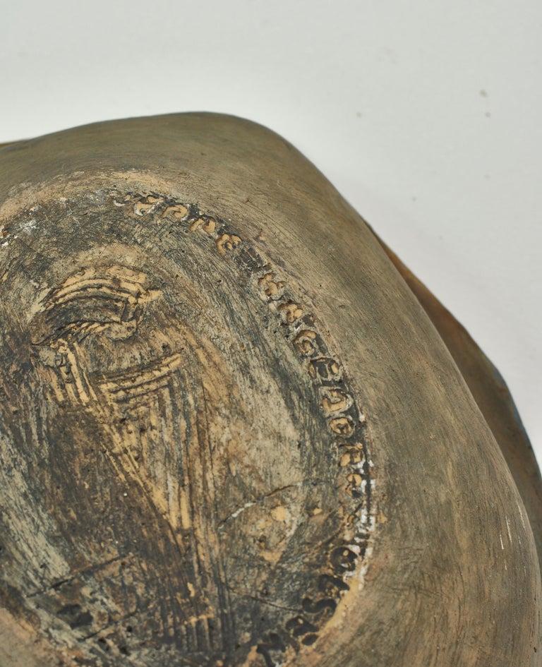 Danish Modern Group of Glazed Ceramics Bowls by Jeppe Hagedorn-Olsen, 1960s For Sale 10