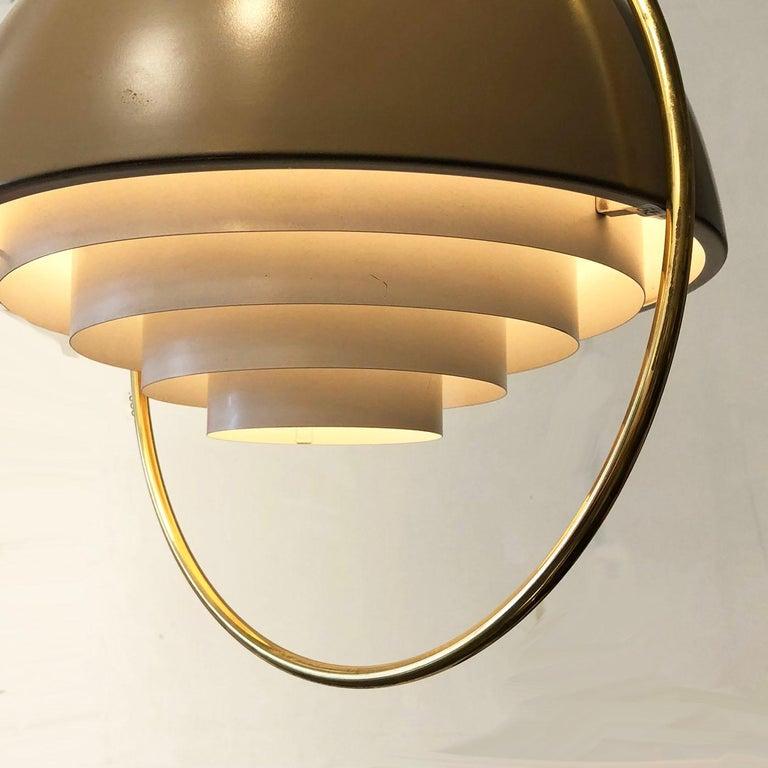 Mid-Century Modern Danish Modern Hanging Light For Sale