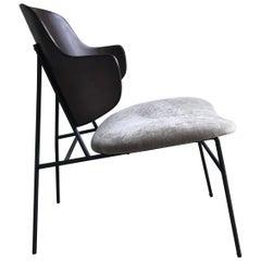 Danish Modern Ib Kofod Larsen Penguin Lounge Chair