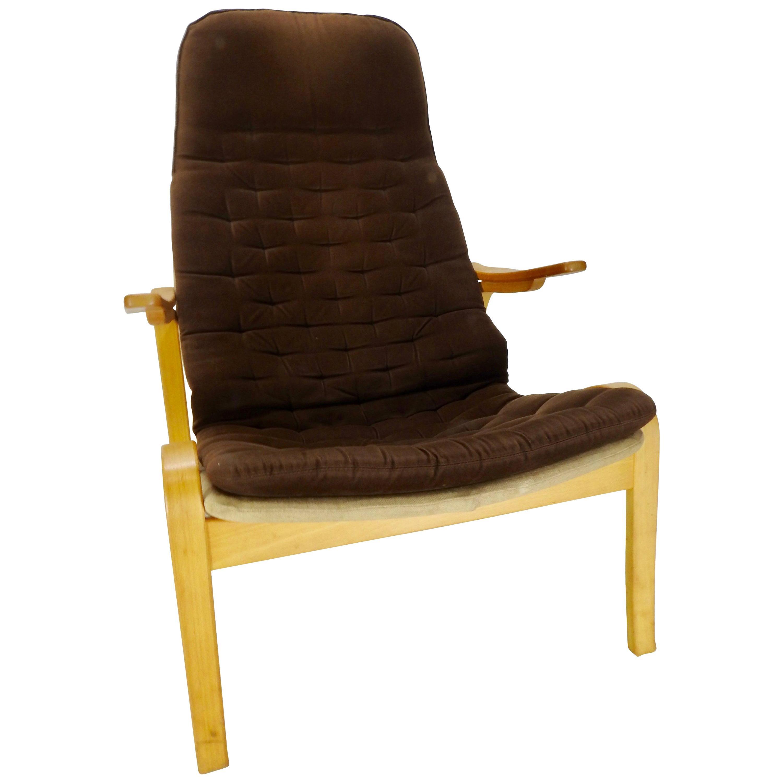 Danish Modern Lounge Chair by DUX
