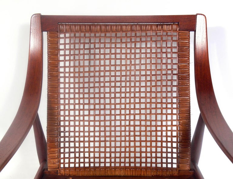 Mid-20th Century Danish Modern Lounge Chair by Peter Hvidt and Orla Mølgaard Nielsen For Sale