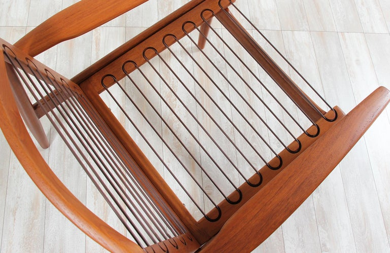 Danish Modern Lounge Chairs by Svend Åge Eriksen For Sale 4
