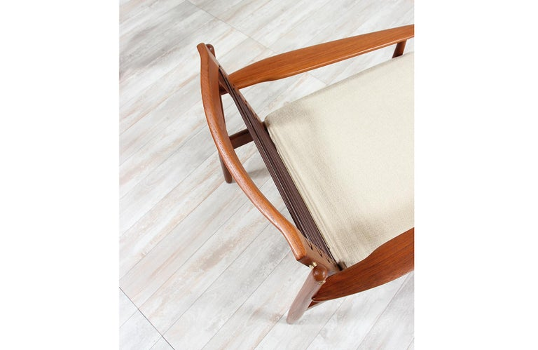Danish Modern Lounge Chairs by Svend Åge Eriksen For Sale 8