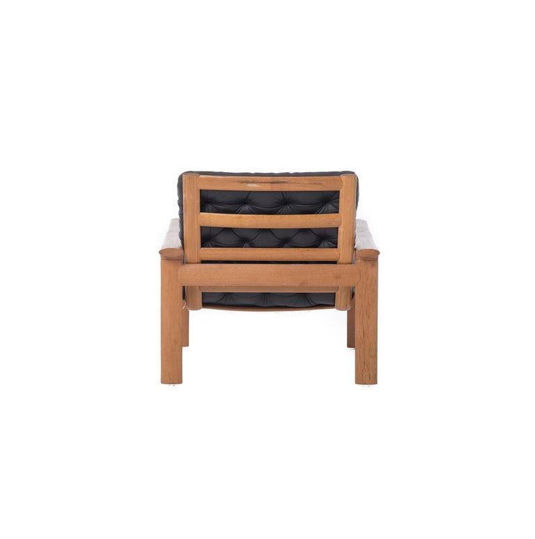20th Century Danish Modern Lounge Chairs