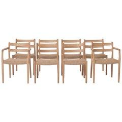 Danish Modern Møller Dining Chairs