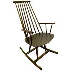Danish Modern Möbler Rocker Rocking Chair