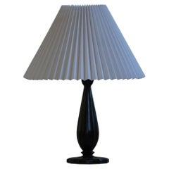 Danish Modern Model 2099 Table Lamp from Just Andersen in Diskometal, 1920s