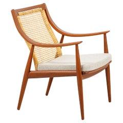Danish Modern Model FD-146 Lounge Chairs by Peter Hvidt & Orla Mølgaard-Nielsen