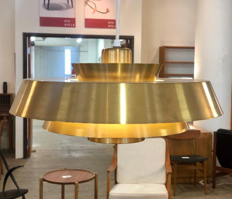 Scandinavian Modern Danish Modern Nova Pendant For Sale