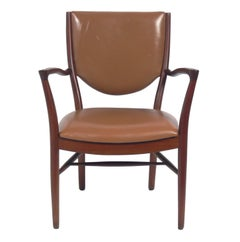 Danish Modern NV-46 Chair by Finn Juhl