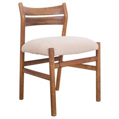 Danish Modern Oak Chair