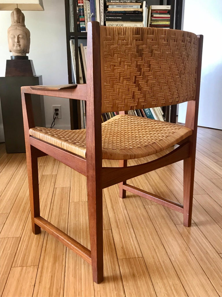 20th Century Danish Modern Occasional Chair For Sale