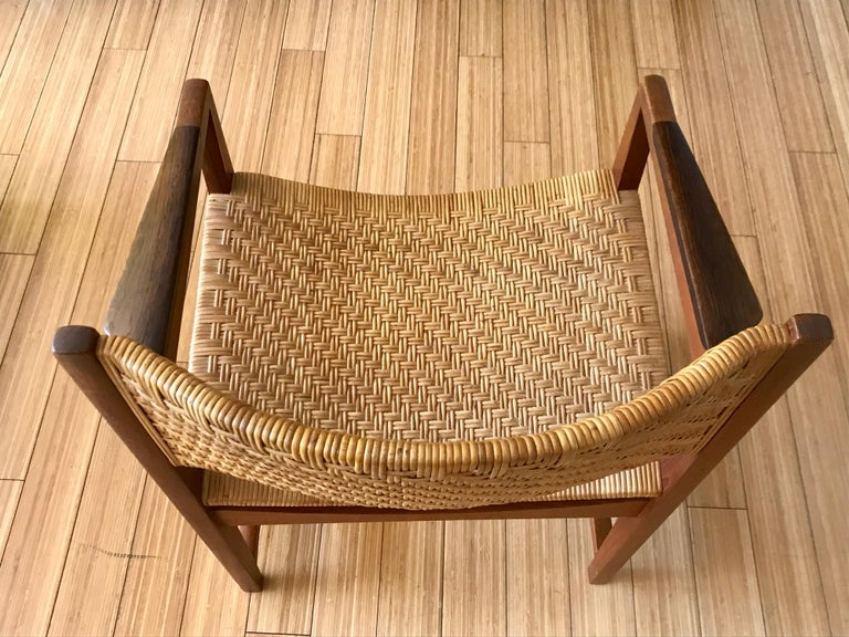 Danish Modern Occasional Chair For Sale 1