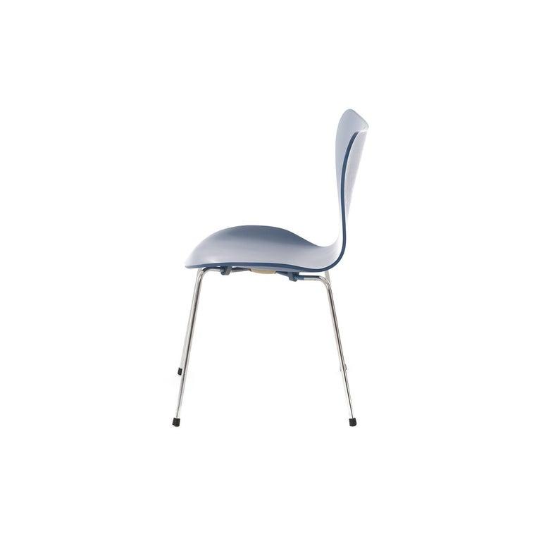 Scandinavian Modern Danish Modern Original Series 7 Chairs by Arne Jacobsen, Set of 4 For Sale