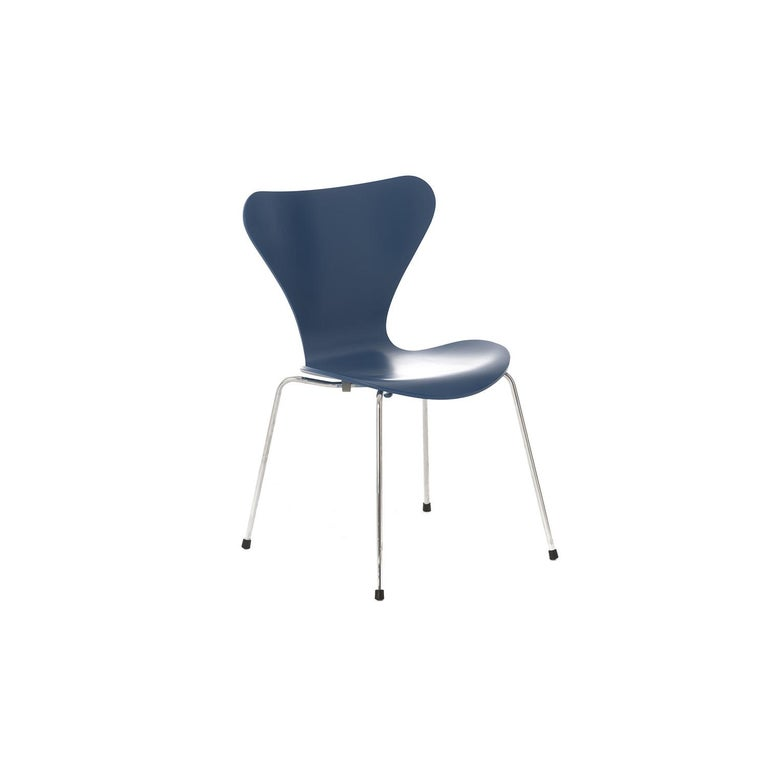 20th Century Danish Modern Original Series 7 Chairs by Arne Jacobsen, Set of 4 For Sale