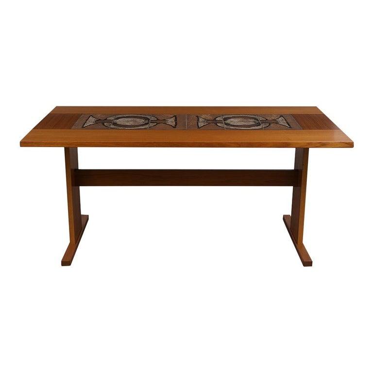Peachy Danish Modern Poulsen For Gangso Mobler Dining Room Table Uwap Interior Chair Design Uwaporg