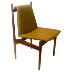 Danish Modern Rare Single Desk Chair
