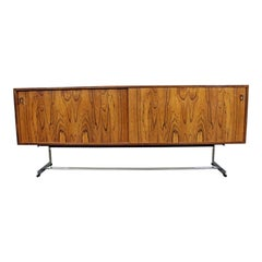 Danish Modern Rosewood Credenza by Richard Young for Merrow Associates