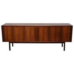 Danish Modern Rosewood Sideboard by Georg Petersens