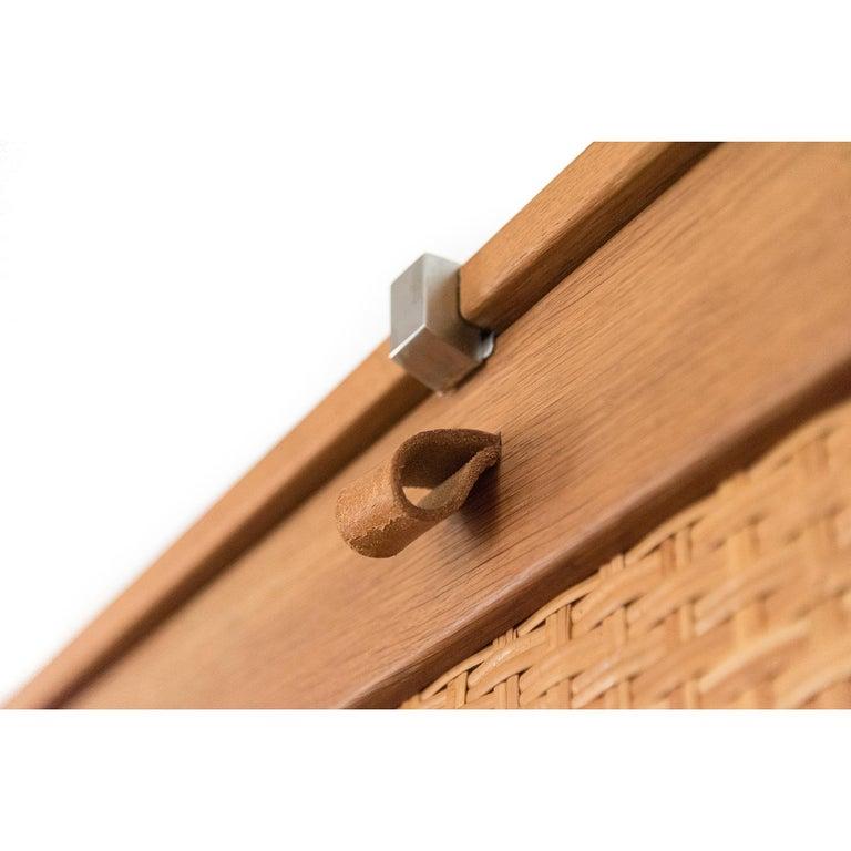 Danish Modern RY100 Murphy Bed, Desk & Shelving System by Hans J Wegner for Ry For Sale 10