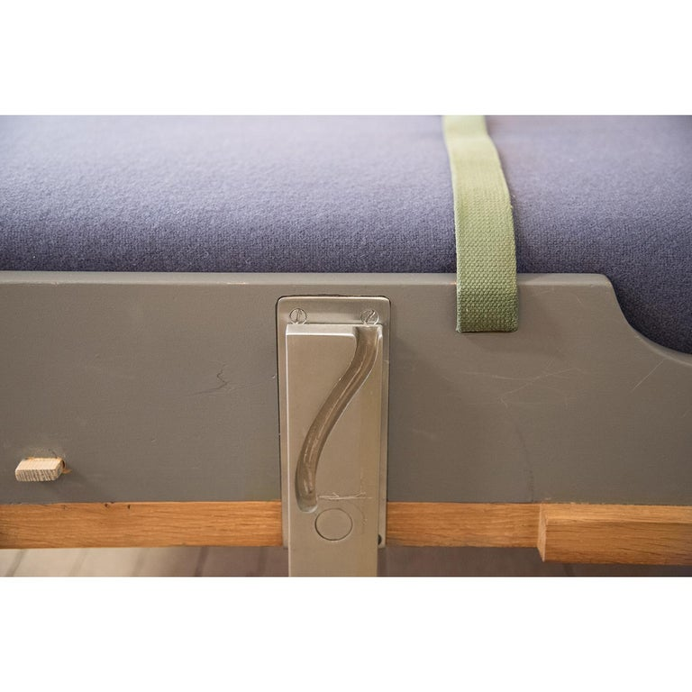 Danish Modern RY100 Murphy Bed, Desk & Shelving System by Hans J Wegner for Ry For Sale 11