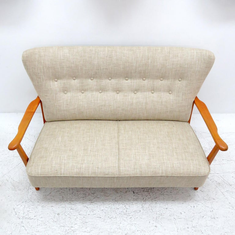 Danish Modern Sofa by DUX, 1940 For Sale 3