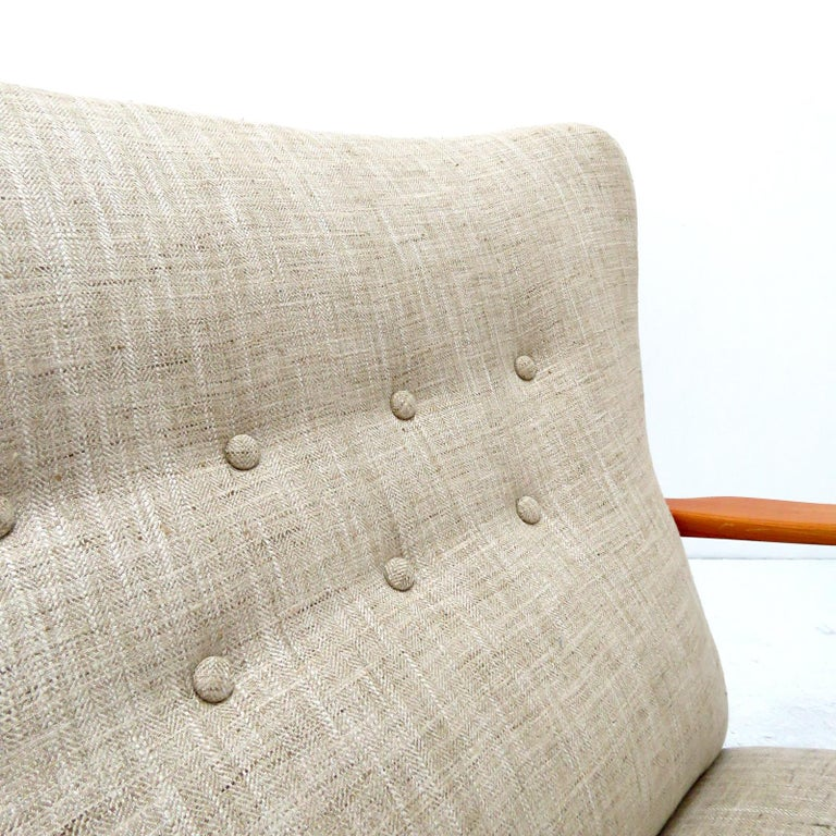 Danish Modern Sofa by DUX, 1940 For Sale 2