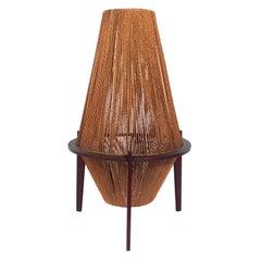 Danish Modern String Lamp by Ib Fabiansen for Fog & Morup
