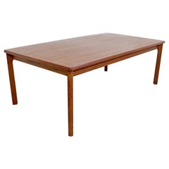 Danish Modern Teak Coffee Table by Domino Mobler