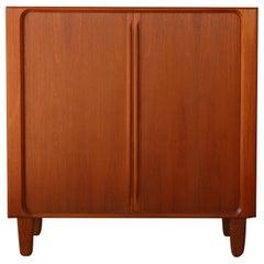 Danish Modern Teak Gentleman's Dresser by Bernhard Pedersen & Son, 1960s