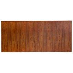 Danish Modern Teak Headboard California King Size