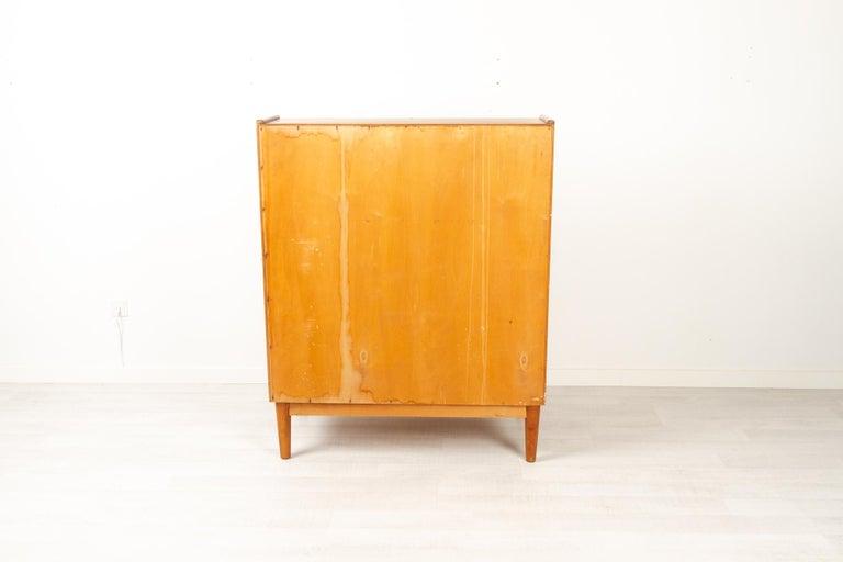 Danish Modern Teak Secretaire, 1960s For Sale 10