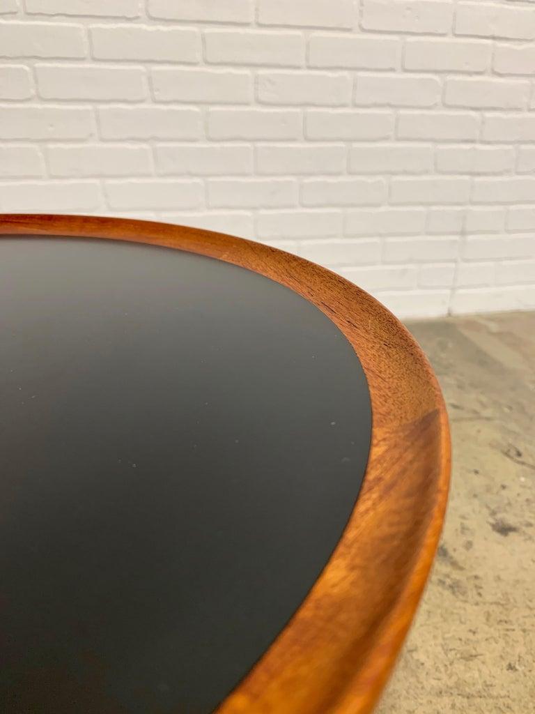 Danish Modern Teak Side Table Designed by Hans Andersen For Sale 2