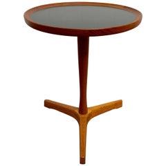 Danish Modern Teak Side Table Designed by Hans Andersen