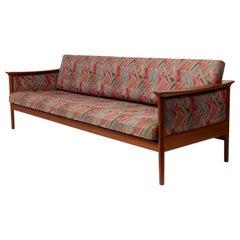 Danish Modern Teak Sofa