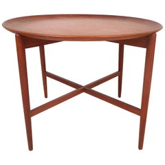 Danish Modern Tray Table