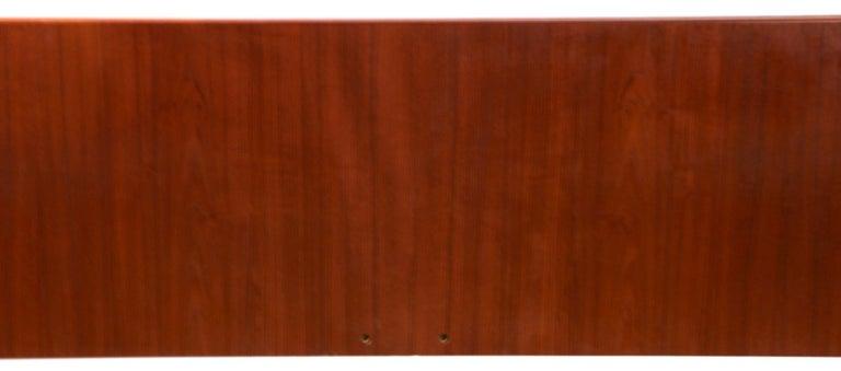 Danish Modern Wall Mount Headboard by Wegner for GETAMA For Sale 5