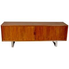 Danish Modern Walnut Sideboard