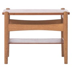 Danish Modern Wegner Side Table