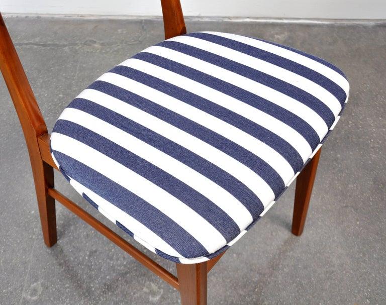 Danish Modern Wegner Style Teak Chair 5